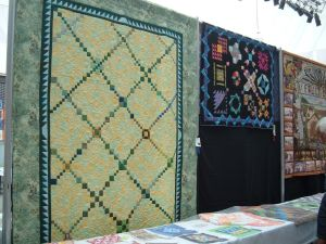 Celtic Quilt at Fair 2