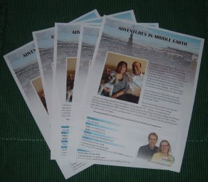 Newsletters photo