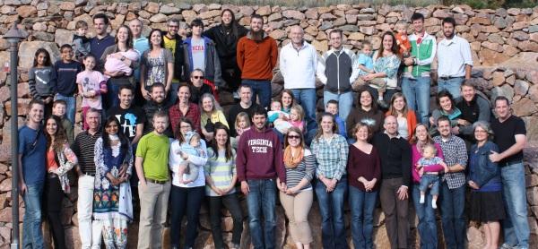 MTI Group photo