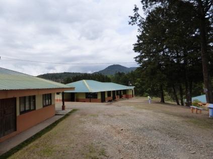 Admin building & dining hall