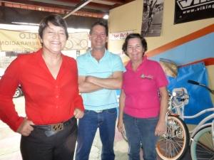 Irene, Edwin, and Alejandra