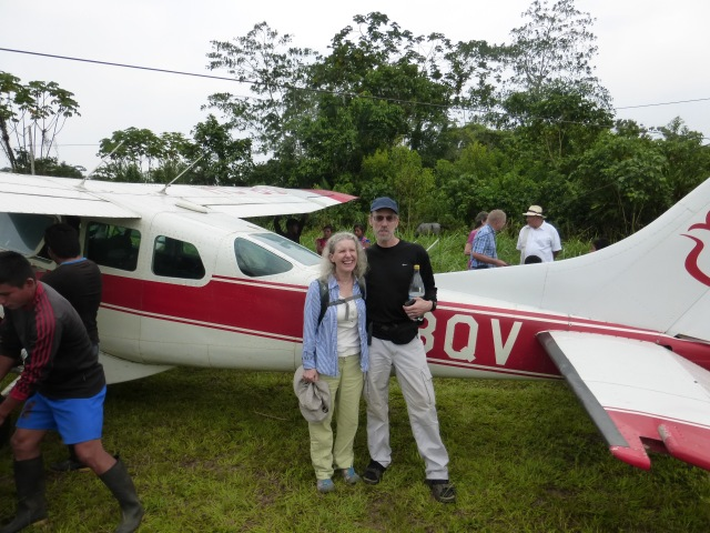 3-Jody & Scott after landing