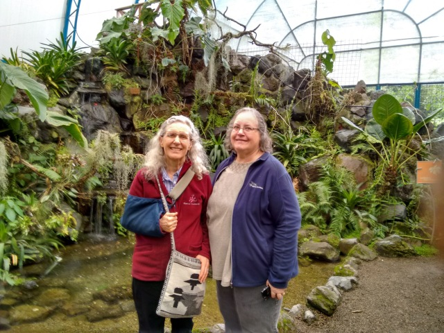 Jeanne-Jody botanical gardens