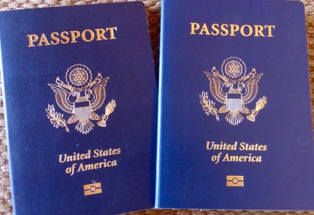 Passports cropped