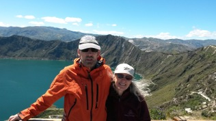 Day Four - Quilotoa Lake!