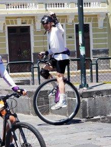 Ciclo Paseo: Scott